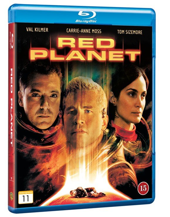 Red Planet - Blu Ray