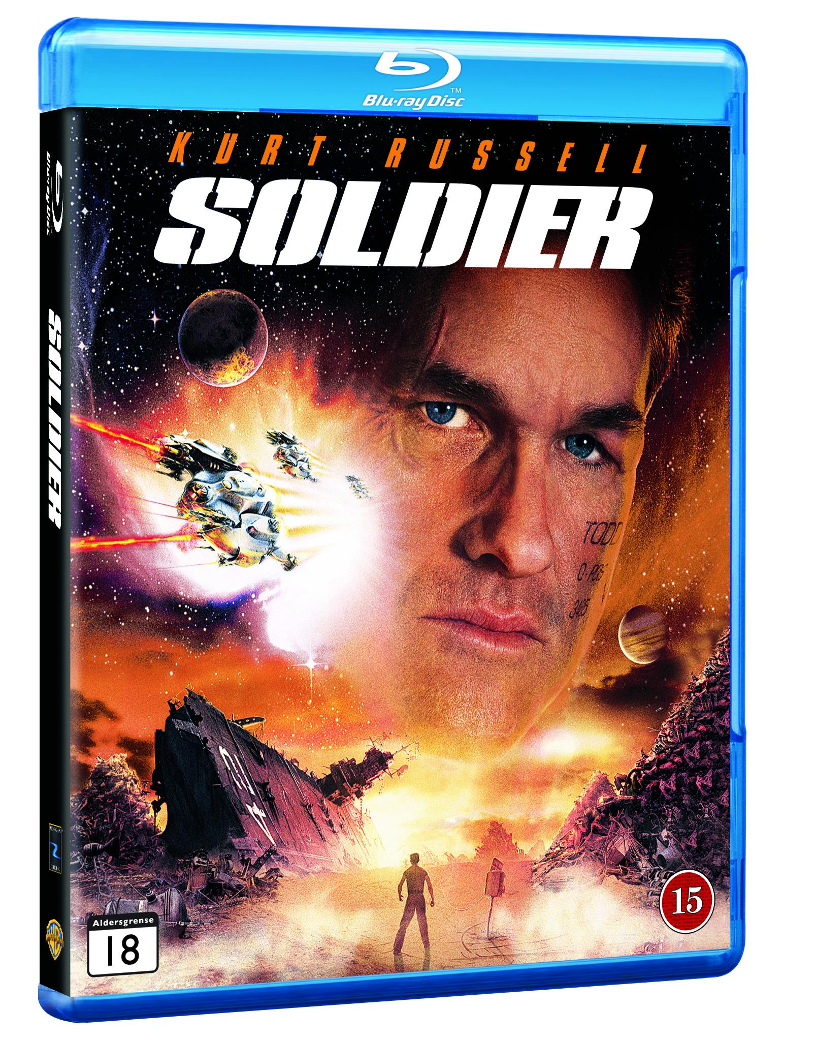 Soldier - Blu Ray