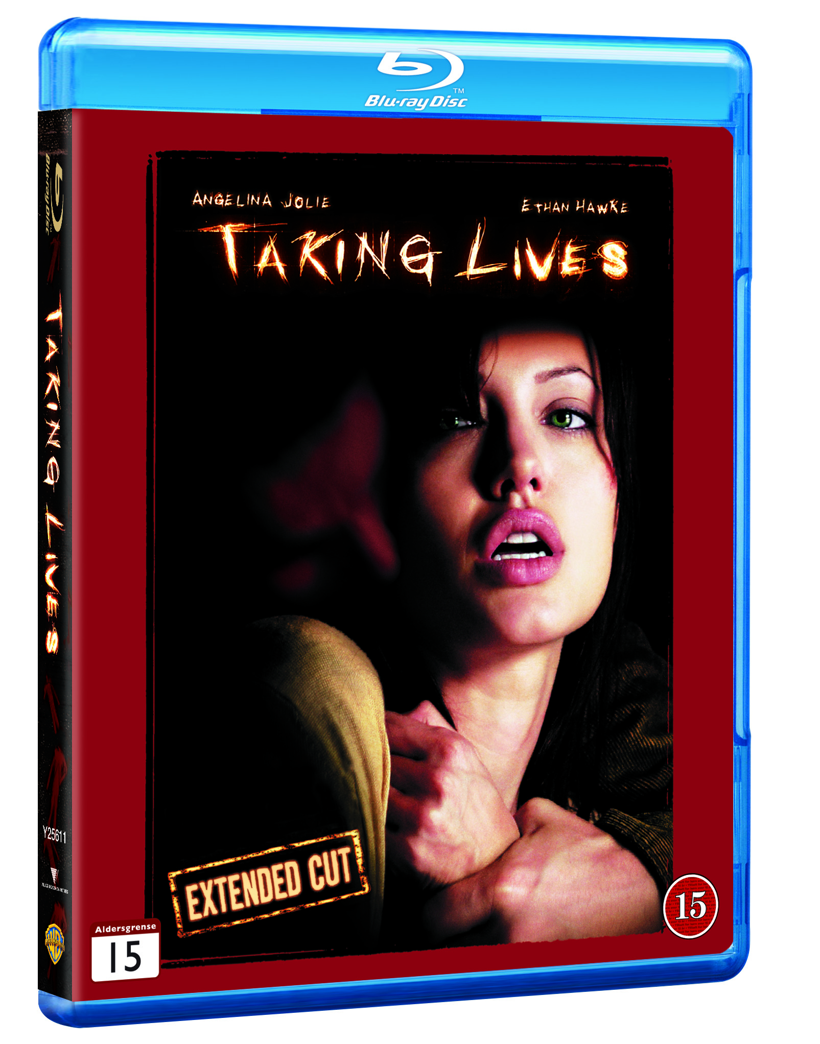 Taking Lives: Extended Cut - Blu Ray