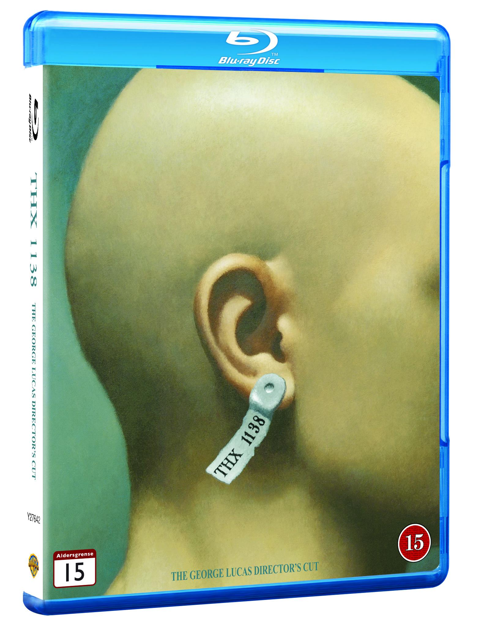 Thx 1138 Dir Cut - Blu Ray