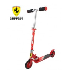 Ferrari - FXK30 Løbehjul- Rød