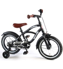 Volare - Children's Bicycle 14'' - Black Cruiser (41401)