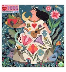 eeBoo - Puzzle - Mother Earth, 1000 pc (EPZTMOE)