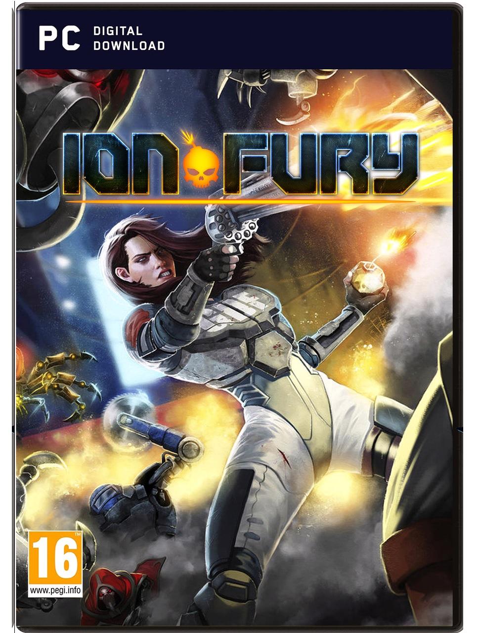 Bilde av Ion Fury