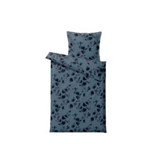Södahl - Delicate Petals​ Bedding 140 x 200 cm - China Blue (724804)