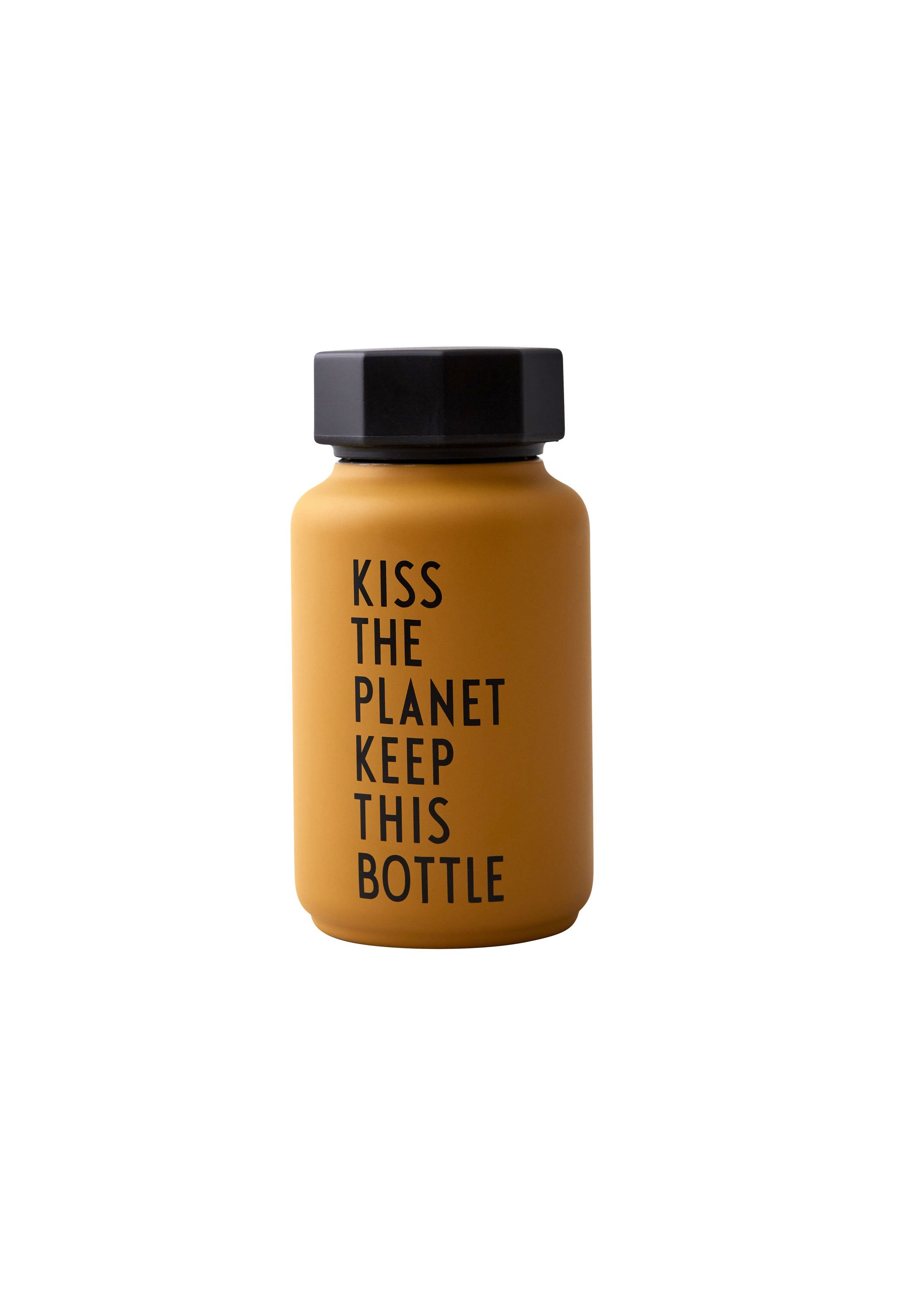 Design Letters - Thermo/Insulated Bottle Small Special Etd - Mustard 7550C (30101007MUKISSTHEP)