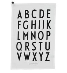 Design Letters - Classic Visestykke - Hvid