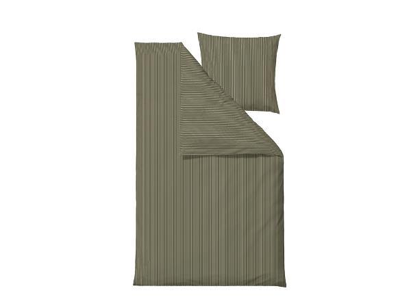 Södahl - Organic Common Bedding 140 x 220 cm - Khaki (727914)