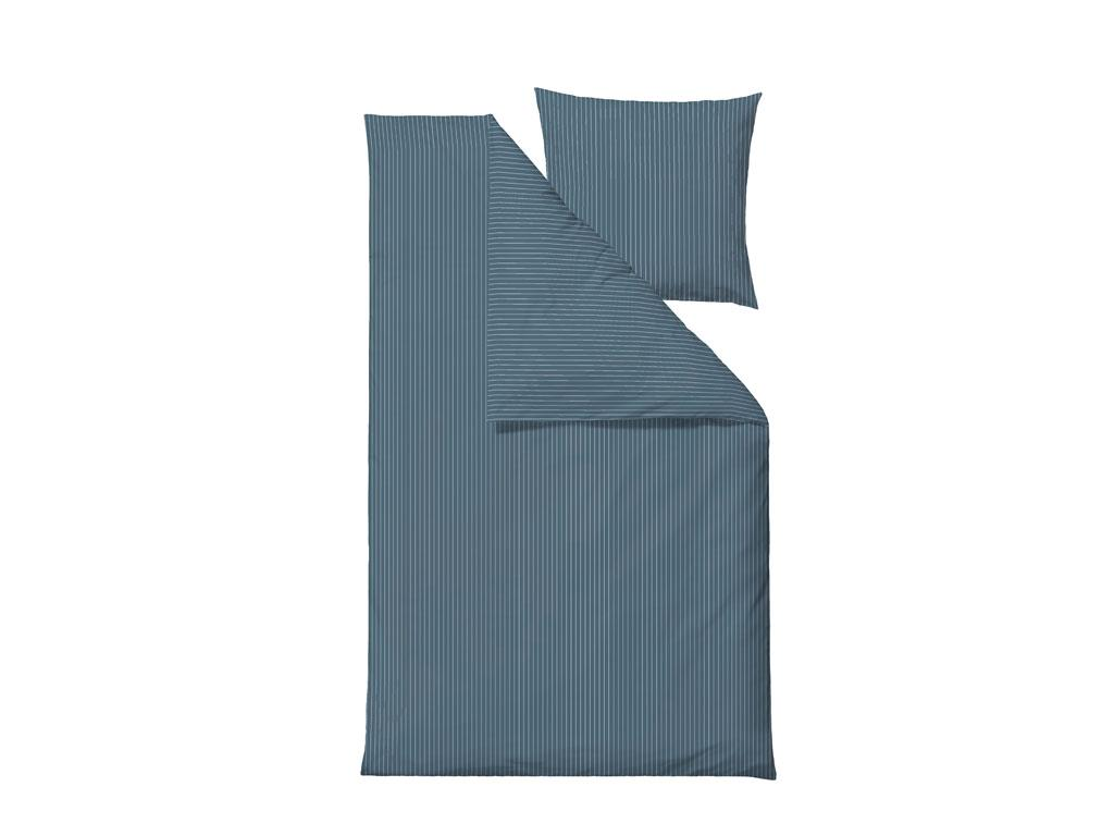 Södahl - Organic Common Bedding 140 x 220 cm - China Blue (727910)