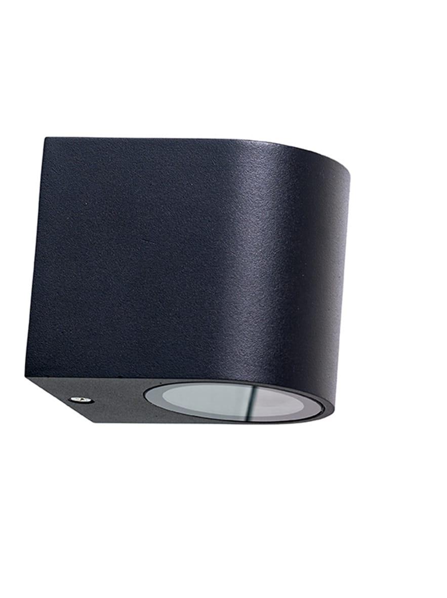 Dyberg Larsen - Læsø Down Wall Lamp - Matt Black (1000)