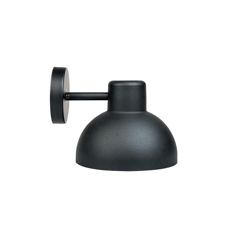 Dyberg Larsen - Hadsten Wall Lamp - Black (1010)