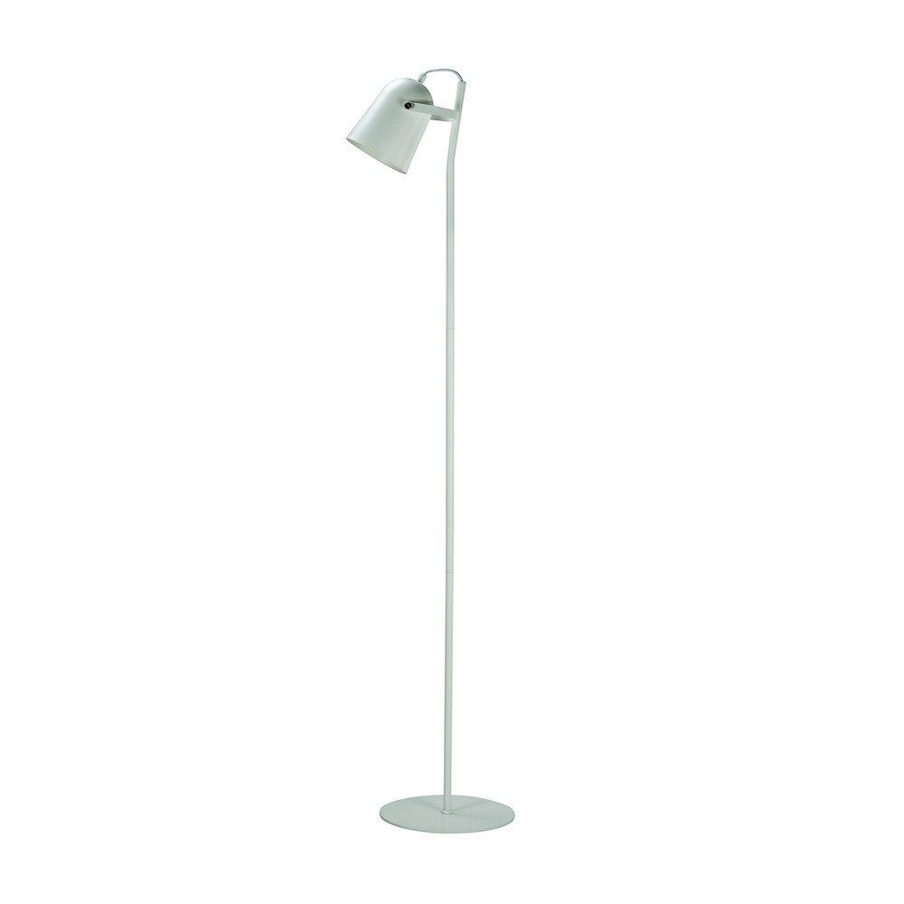 Dyberg-Larsen - Oslo Floor Lamp - Matt White