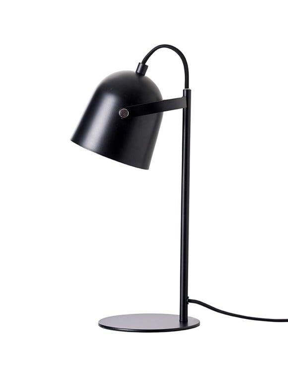 Dyberg Larsen - Oslo Table Lamp - Matt Black (7031)