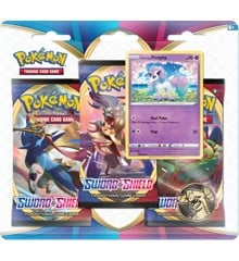 Pokemon - Blister 3 Pack Sword & Shield (Pokemon Cards) (POK80655)