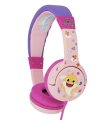 Pinkfong and Baby Shark/ Pink - Junior Headphones