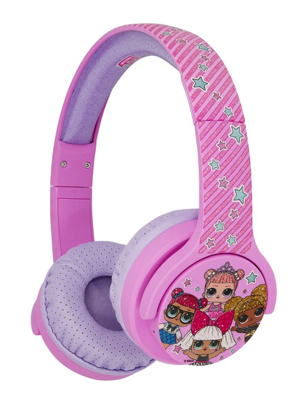 OTL - Kids Wireless Headphones - L.O.L Surprice (856530)