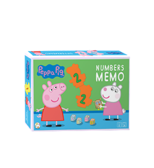 Barbo Toys - Peppa Pig - Numbers Memo (8958)