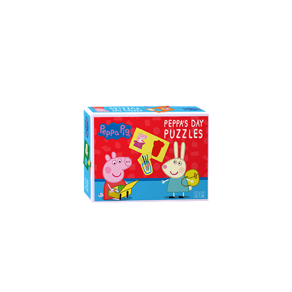 Barbo Toys - Peppa Pig - Peppas Day (8957)