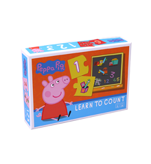 Barbo Toys - Peppa Pig - Learn Numbers (8973)