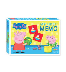 Barbo Toys - Gurli Gris - Mit første huskespil