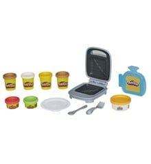 Play Doh - Cheesy Sandwich Playset (E7623)