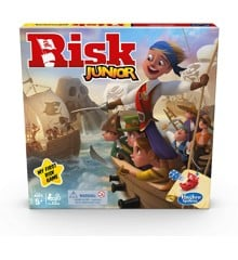 Hasbro Gaming - Risk Junior (Dansk/Norsk) (E6936)