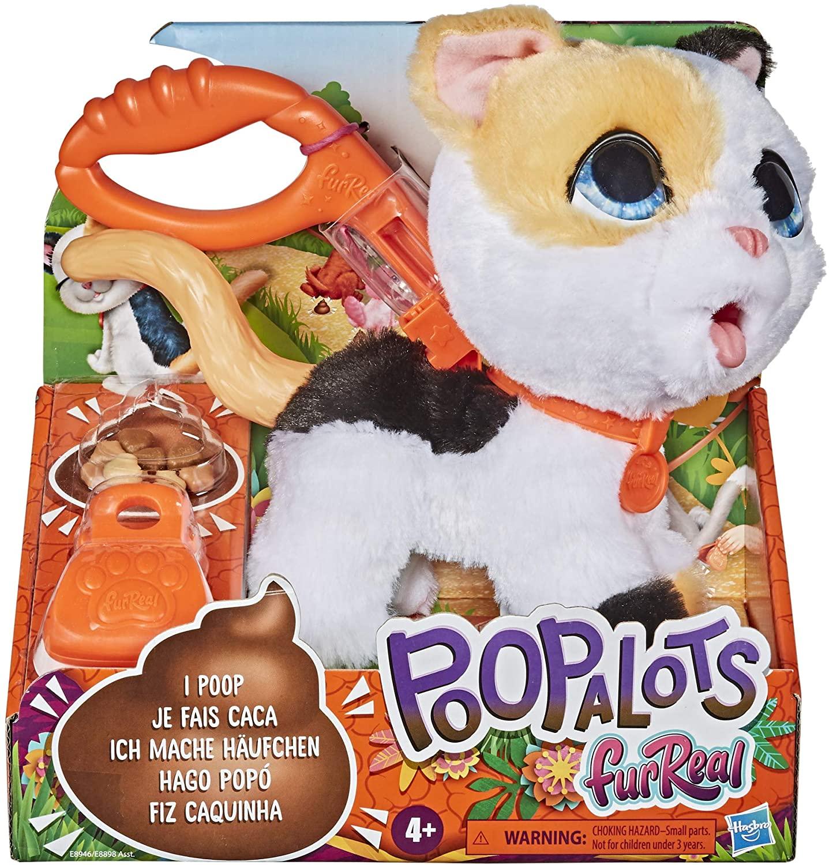 Fur Real - Poopalots Big Wags Cat (E8946)