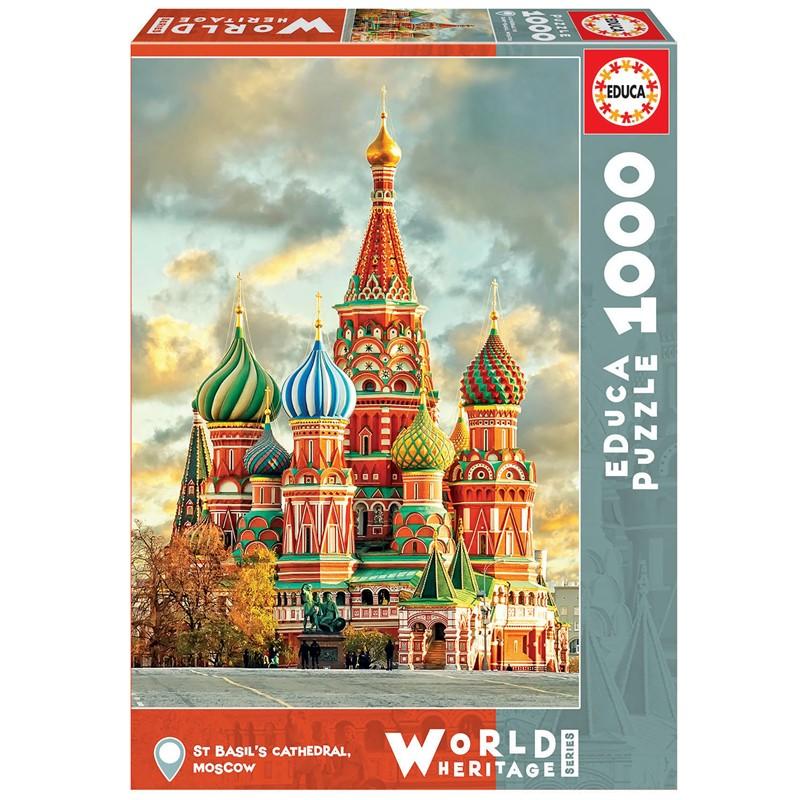Educa - Puzzle 1000 - St. Basil