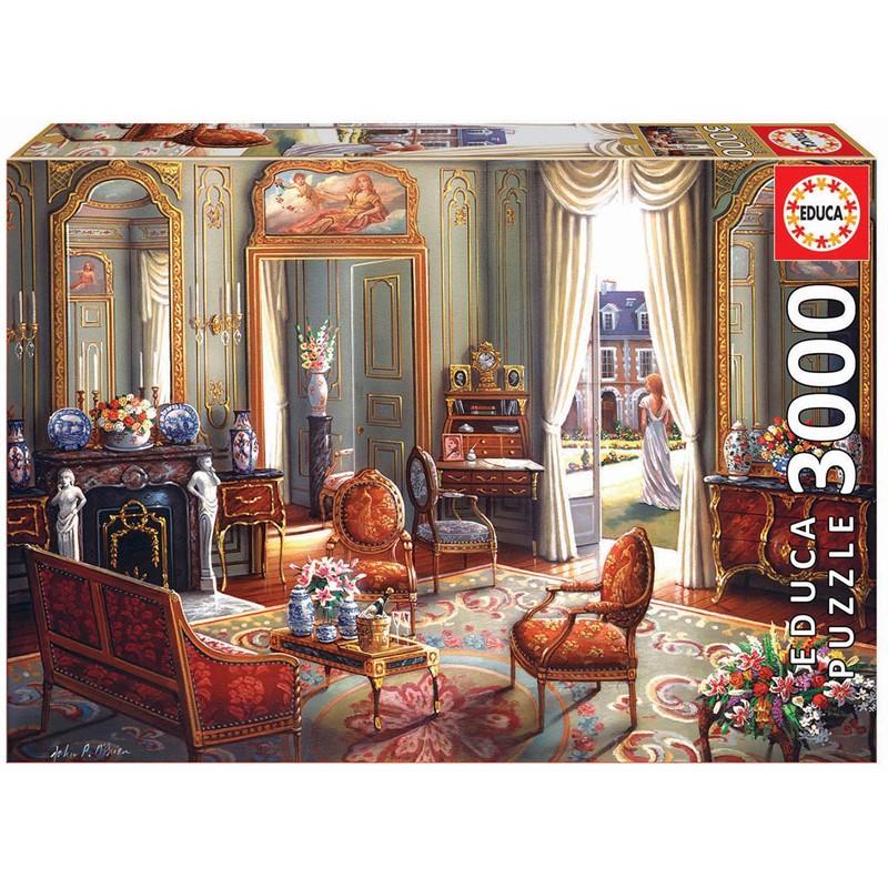 Educa - Puzzle 3000 - A Moment Alone ( 018012)