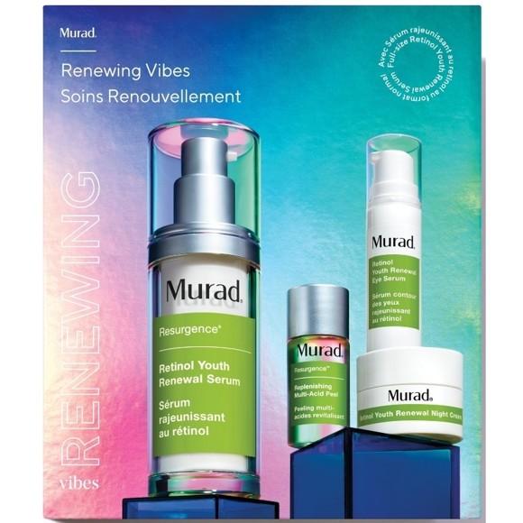 Murad - Renewing Vibes Retinol - Giftset