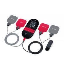 Beurer - EM 59 Muskelstimulator med varme - 3 Års Garanti