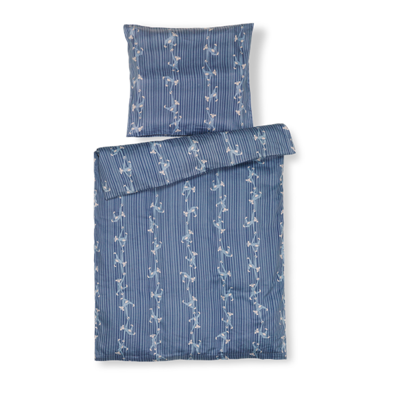 Kay Bojesen - Abe Baby Sengetøj 70 x 100 cm - Blue