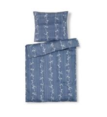 Kay Bojesen - Bed linen Monkey baby 70x100cm DK blue (39466)