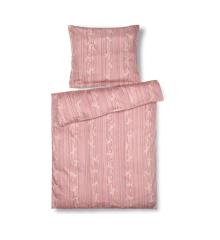 Kay Bojesen - Bed linen Monkey baby 70x100cm DK rose (39467)