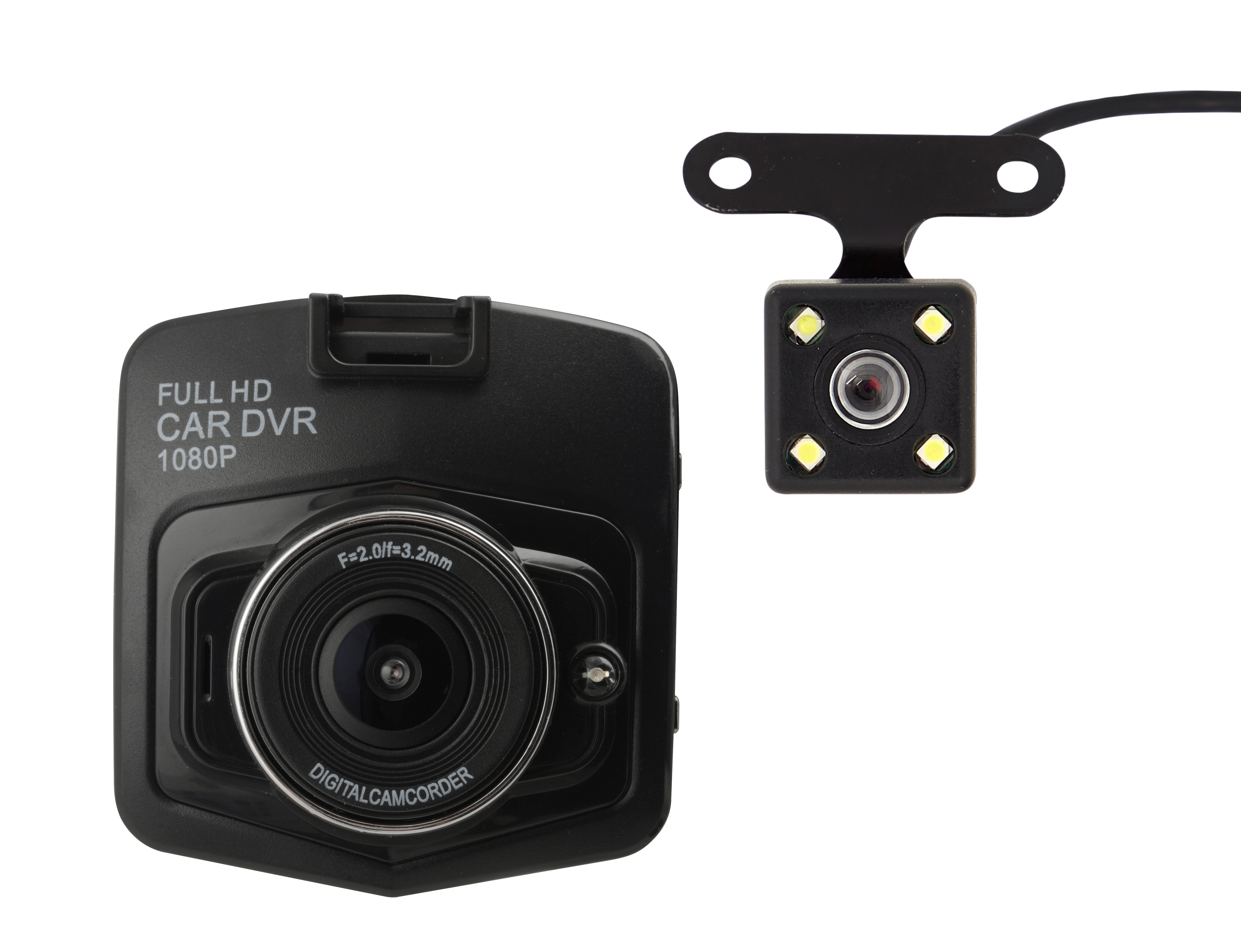Rawlink - Dual Car Camera - Front and Rear (36763)
