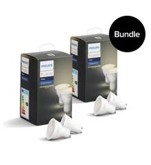 Philips Hue 2xGU10 Dual White Pack - Bluetooth - Bundle