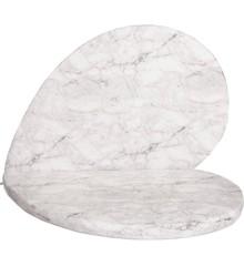 Kidkii - Hjerte Legetæppe - Velvet - Marmor