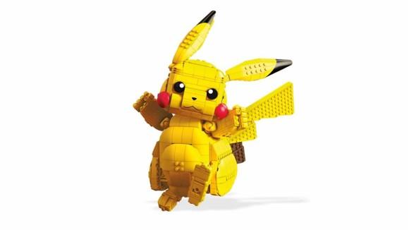 Pokemon - Mega Construx Jumbo Pikachu 30cm (FVK81)