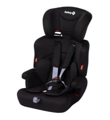 Safety1st - Ever Safe+ Car Seat (9-36kg) - Full Black