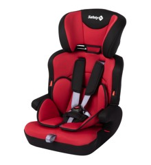 Safety1st - Ever Safe+ Car Seat (9-36kg) - Full Red