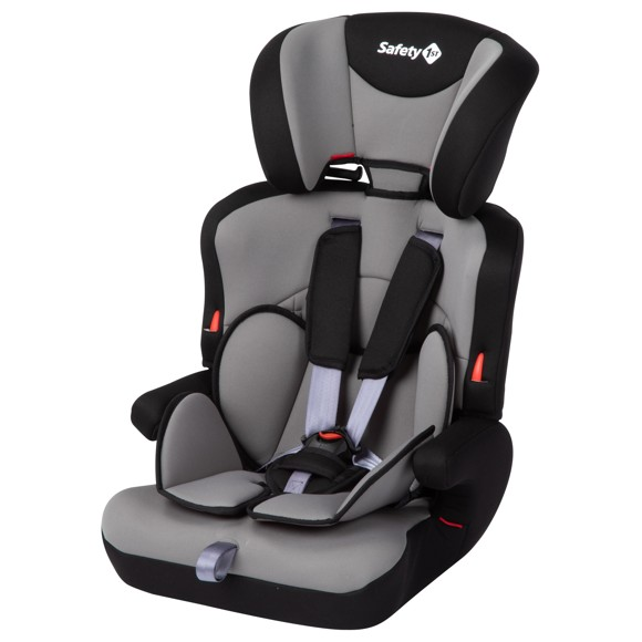 Safety1st - Ever Safe+ Car Seat (9-36kg) - Hot Grey