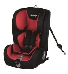 Safety1st - Ever Fix Car Seat (9-36kg) - Pixel Red