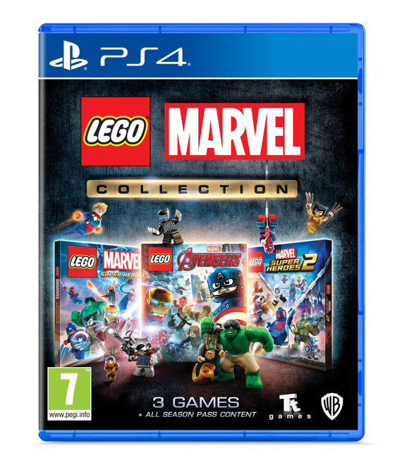 LEGO Marvel Collections