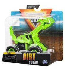 Monster Jam - Dirt Squad  - Digz