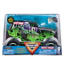 Monster Jam - 1:24 Collector Truck - Grave Digger (20120672)