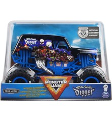 Monster Jam - 1:24 Collector Truck - Son-uva Digger (20120674)