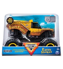 Monster Jam - 1:24 Collector Truck - Earth Shaker