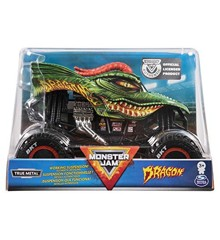 Monster Jam - 1:24 Collector Truck - Dragon (20108317)