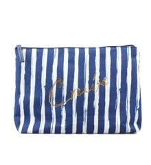 Studio - Cruise Cosmetic Bag - Blue and White
