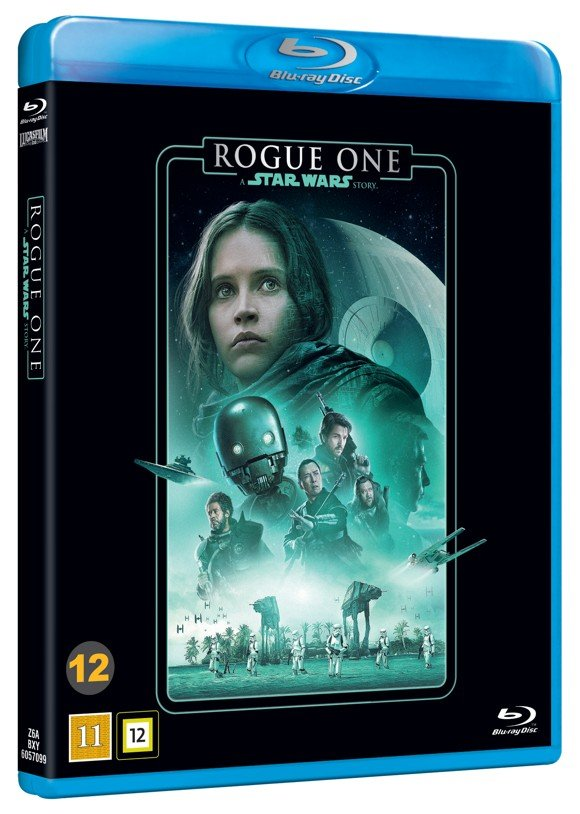 Rogue One A Star Wars Story - Blu ray